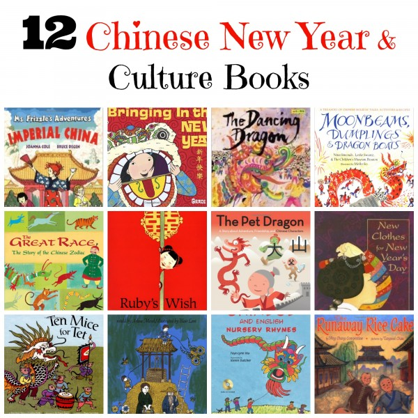 Miss Panda Chinese Picks - Chinese New Year and Culture Books 2
