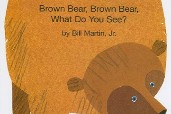 """Miss Panda's Reading Playground - """"Brown Bear, Brown Bear, What Do You See?"""" - in Mandarin Chinese"""