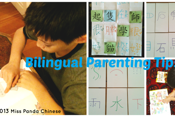 Raising a Bilingual Child? Be Strong and Be Joyful on the Bilingual Parenting Journey