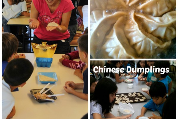 Fun in the Kitchen: Let's Make Chinese Dumplings