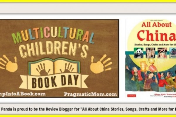 Multicultural Children's Book Day Book Review: All About China