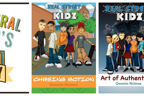 Multicultural Children's Book Day: Book Review - Real Street Kidz