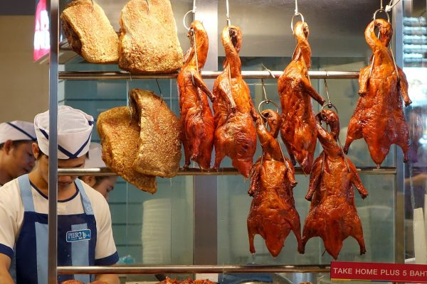 World Culture: Roasted Turkey Meets Beijing Roasted Duck!