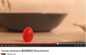 Miss Panda Pick- Tomato Adventure