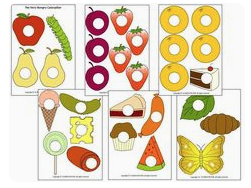 graphic regarding The Very Hungry Caterpillar Printable Book referred to as Chinese Examining Playground: The Fairly Hungry Caterpillar E book