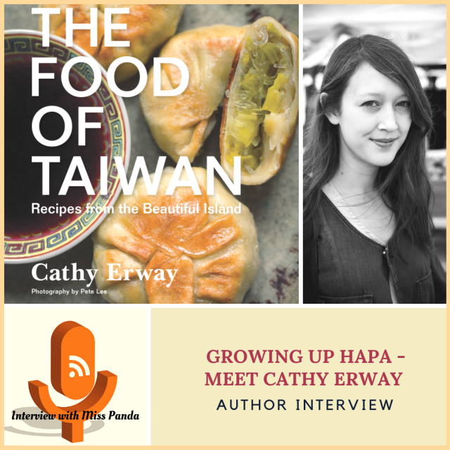 Food of Taiwan author interview | misspandachinese.com