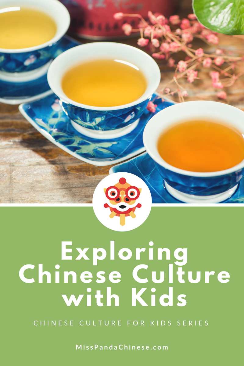 Chinese Culture For Kids Series Exploring Chinese Culture With Kids