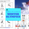 Games in Chinese Winter Olympics | Miss Panda Chinese